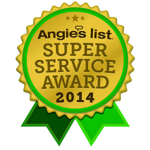 Garage Doors in St. Louis MO | Installation and Repair | About CGX | Angie's List Super Service Award 2014